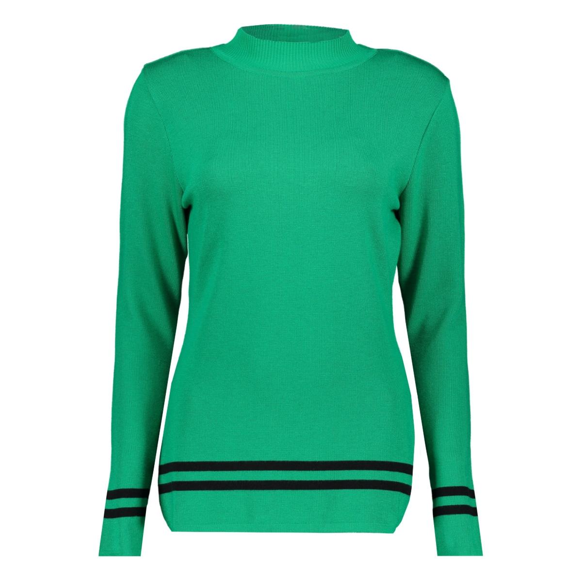 kelly 2 sweater zoso trui green/black