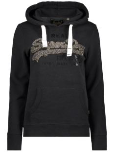 Superdry sweater G20512TR BLACK