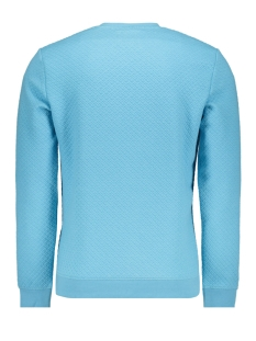 89101110 no-excess sweater 133 arctic blue