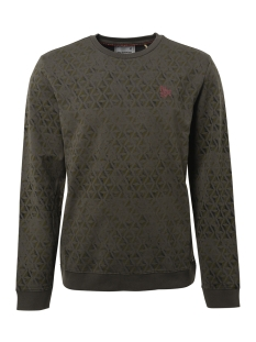 NO-EXCESS sweater 87110803 124 Dark Steel