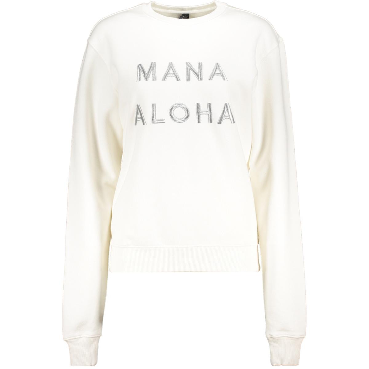 208129101 10 days sweater ecru