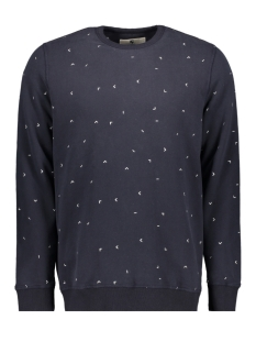 Garcia sweater A91064 292 Dark moon