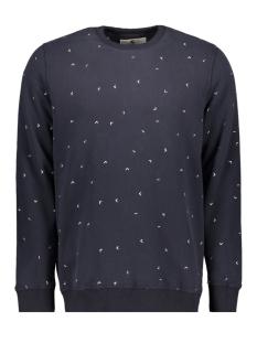 Garcia sweater A91064 292 Dark moon