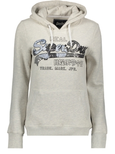 Superdry sweater G201314ST OATMEAL MARL