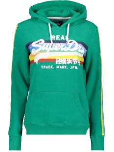 Superdry sweater G20123TT SUMMER GREEN