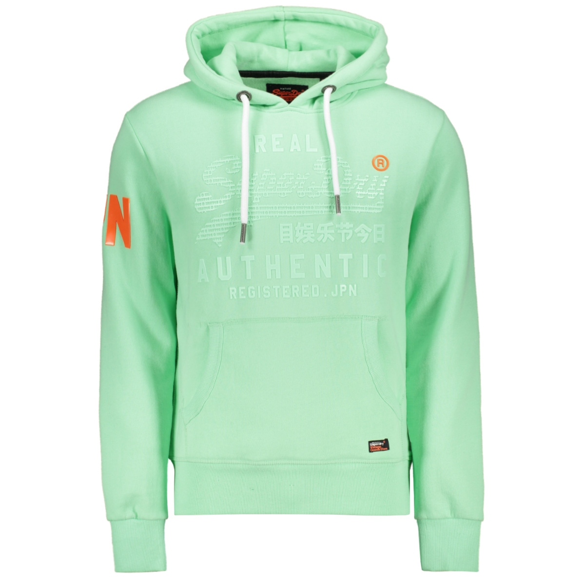 m20999nt superdry sweater pastel mint