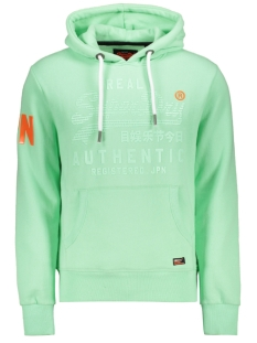 Superdry sweater M20999NT Pastel Mint