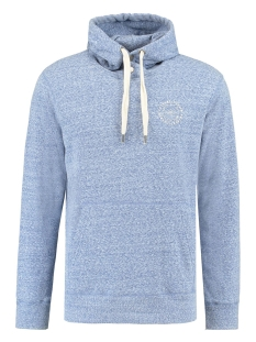 Garcia sweater GS910120 2711 Blue Sea