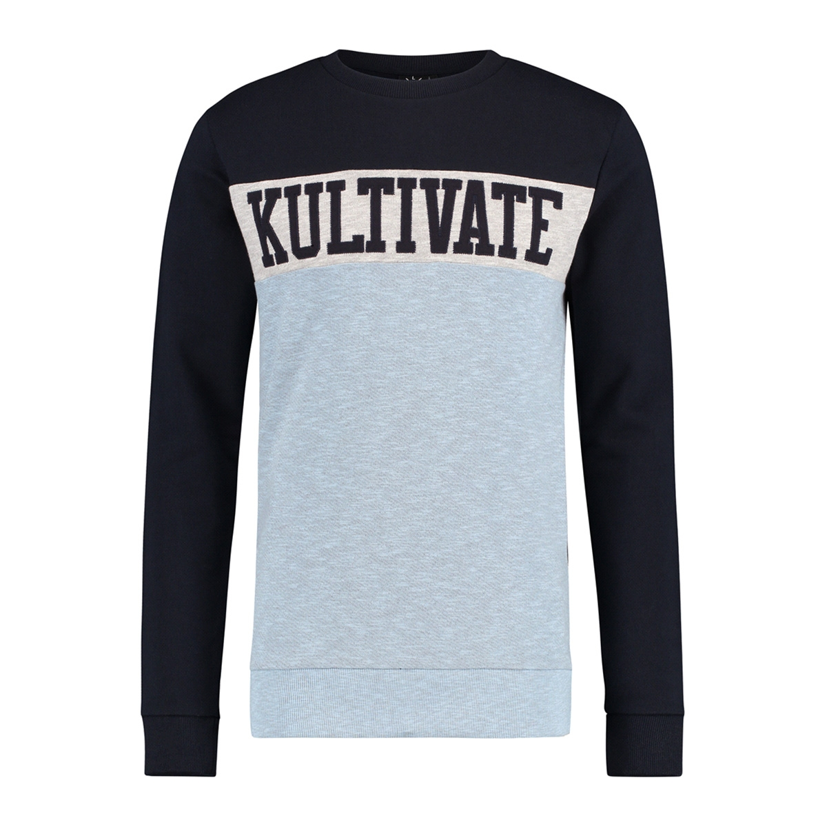 1901011001 kultivate sweater 323 electric mel