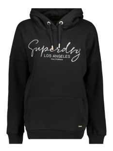 Superdry sweater G20101DT BLACK