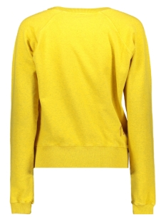 208009101 10 days sweater yellow melee
