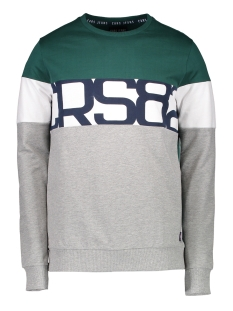 Cars sweater ALCAMO SW 4256854 SEA GREEN