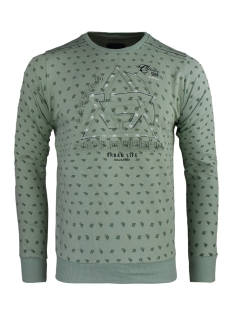 Gabbiano sweater 77070 GREEN