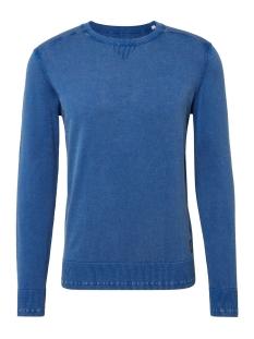 acid wash sweater 1008904xx10 tom tailor trui 10407