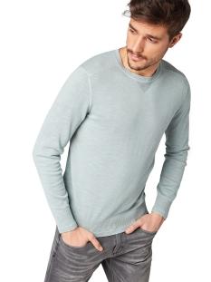 acid wash sweater 1008904xx10 tom tailor trui 16005