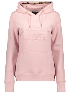 Superdry sweater G201316ST Soft Pink