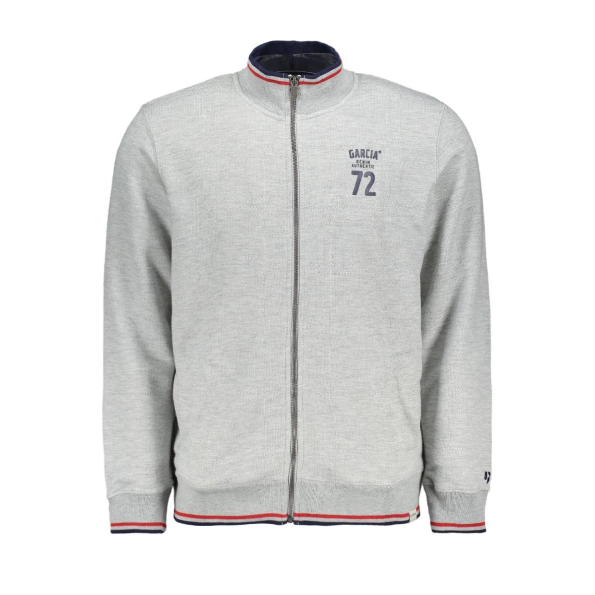 vest met rode details c91062 garcia vest 66
