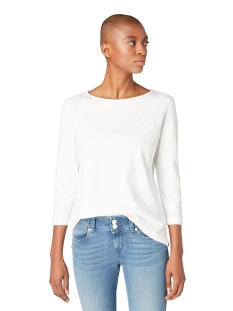 sweater met kant 1009239xx70 tom tailor sweater 10315
