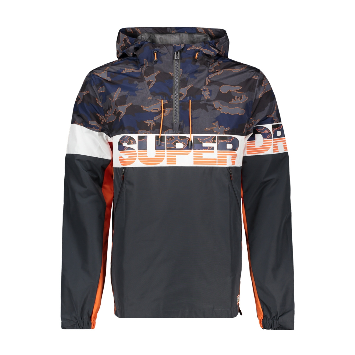 ryley overhead m50012pt superdry jas camo/charcoal