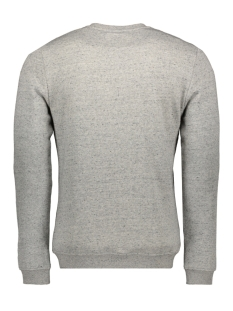 chest aw sweater 90100206 no-excess sweater 102 grey melange