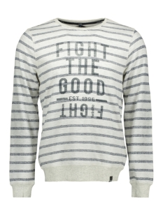 Twinlife sweater SWEATER 1901 4101 M 1 8050 EGGSHELL MELANGE