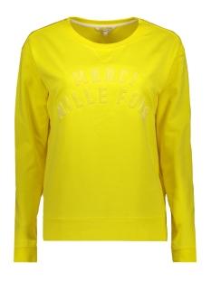 Sandwich sweater SWEATER MET TEKST 21201547 30027