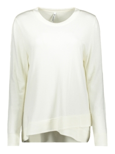 Zoso Trui KNITTED SWEATER KN1906 OFF WHITE