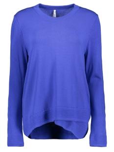 knitted sweater kn1906 zoso trui cobalt