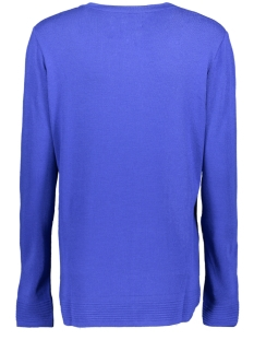 Trui Sweater.Knitted Sweater Kn1906 Zoso Trui Cobalt