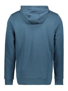hoody mu10 0422 haze & finn sweater deep dive green