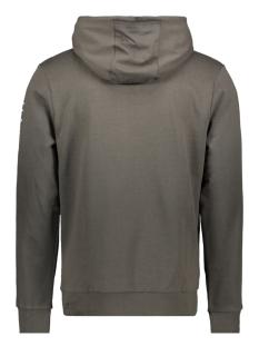 hoody mu10 0422 haze & finn sweater espresso