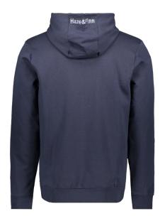 hoody mu10 0422 haze & finn sweater dark navy