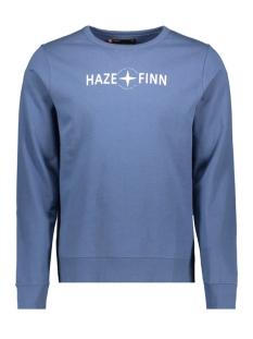 sweat mu10 0421 haze & finn sweater blue horizon