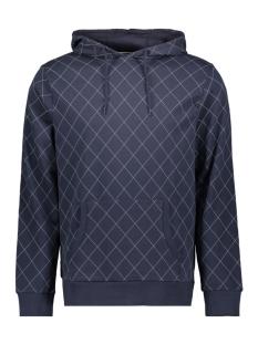 hoody mu10 0420 haze & finn sweater dark navy