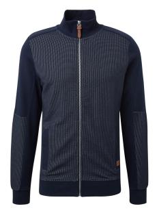 Tom Tailor Vest VEST MET RBGEBREIDE KRAAG 1013588XX10 19478