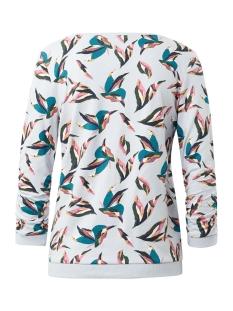 sweater met bloemenpatroon 1013375xx71 tom tailor sweater 19295