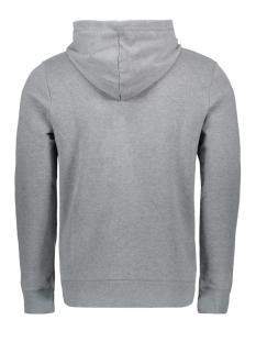 hoodie met tekst 1012453xx12 tom tailor sweater 10350