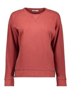 EDC sweater SWEATSHIRT MET ONAFGEWERKTE RANDEN 089CC1J002 C810