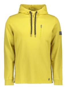 Garcia sweater SWEATER MET CAPUCHON H91268 2911 GOLDEN OLIVE