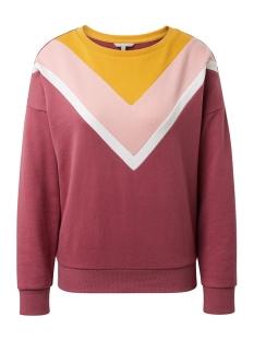 Tom Tailor sweater SWEATER MET COLORBLOCK 1013377XX71 19397