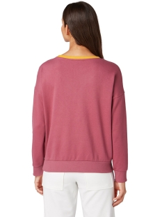 sweater met colorblock 1013377xx71 tom tailor sweater 19397