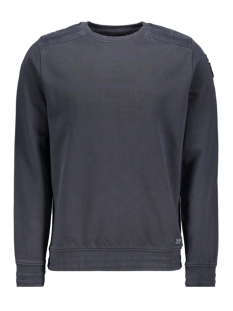 washed terry crewneck psw195407 pme legend sweater 5281
