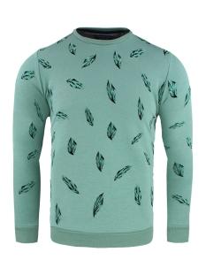 sweater 77093 gabbiano sweater green