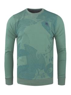 sweater 77082 gabbiano sweater green