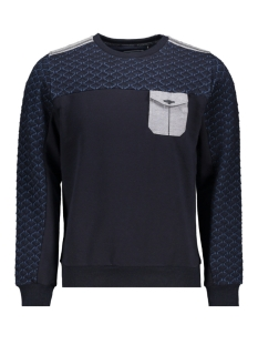 Gabbiano sweater SWEATER 77086 NAVY