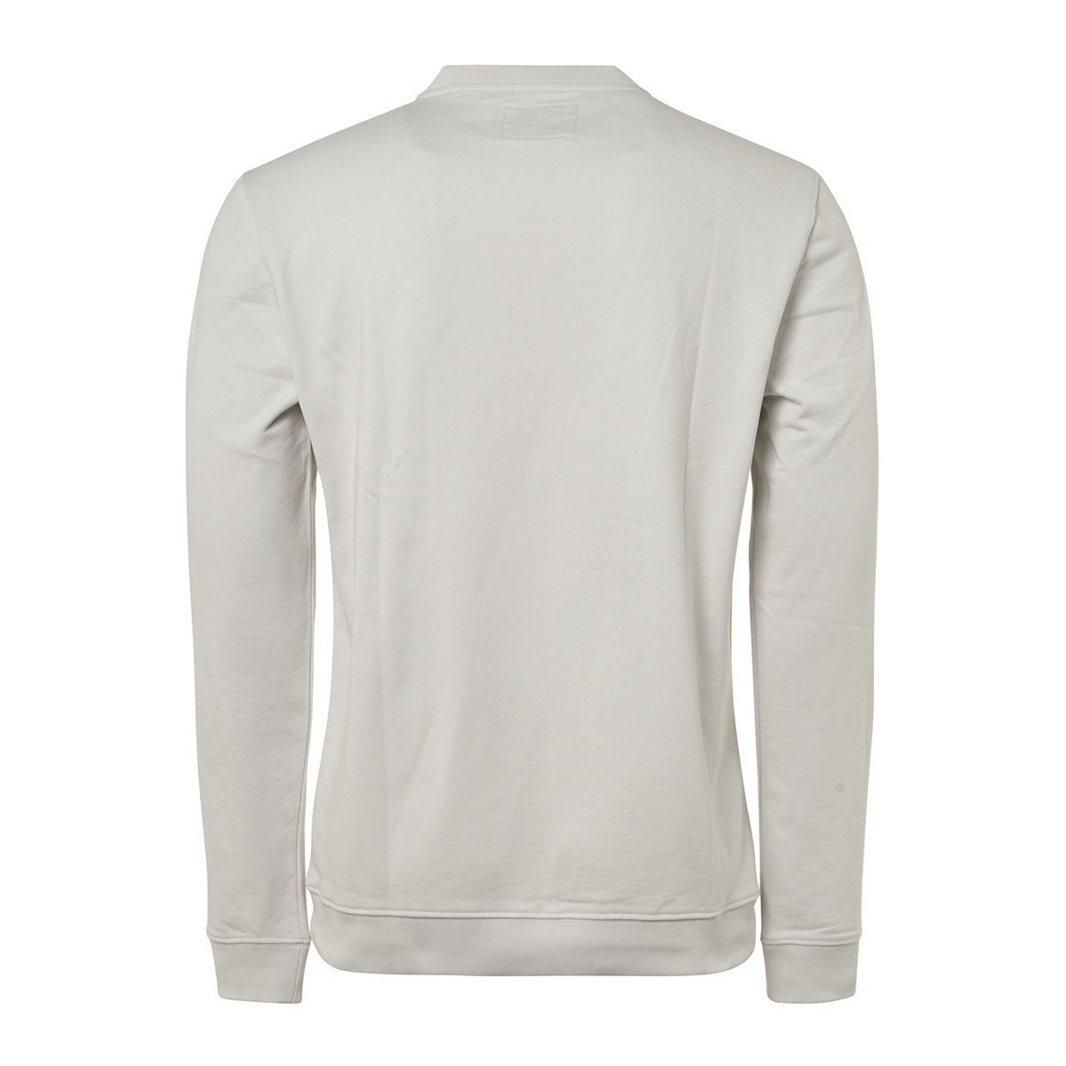 crewneck sweater with logo 92130750 no-excess sweater 017 chalk