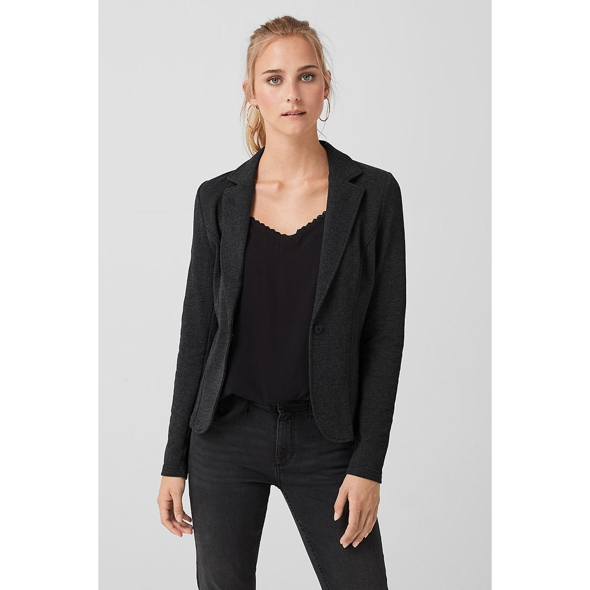 gemeleerde blazer 42908434240 q/s designed by blazer 9999