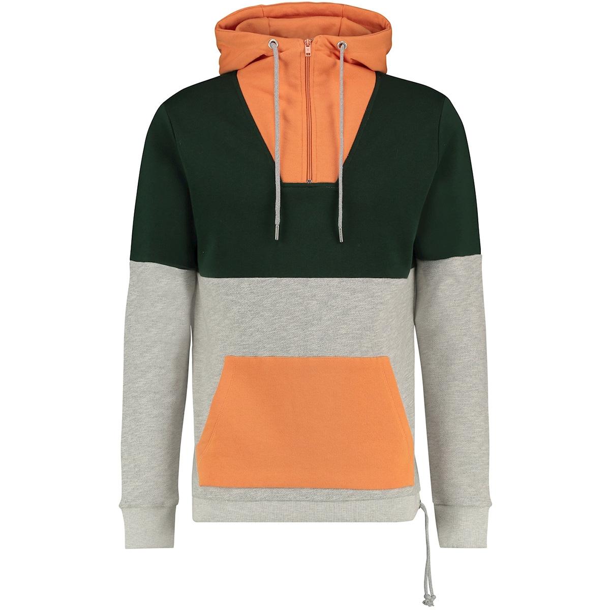 sw windy 1901031008 kultivate sweater 153 light grey melange