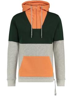 Kultivate sweater SW WINDY 1901031008 153 Light Grey Melange