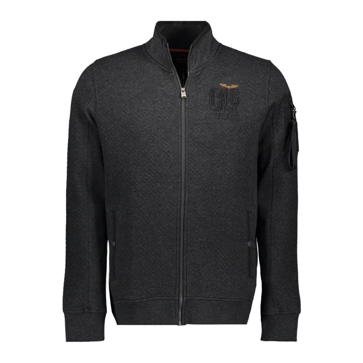 zip sweater psw195404 pme legend vest 9073